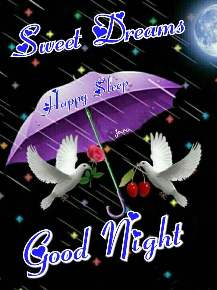 💐 सालगिरह❤ - Sweet Dreams Happy Sleep Jeeva Good Nighli - ShareChat