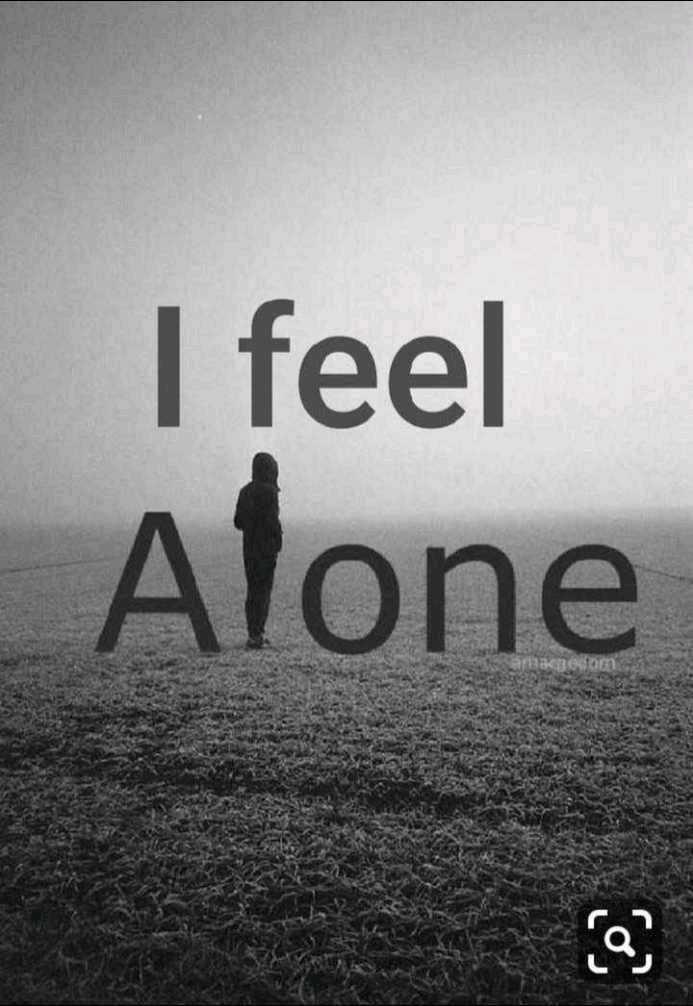 🚶 सिंगल्स डे - I feel Alone - ShareChat