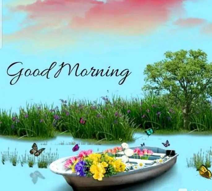 🌄सुप्रभात - Good Morning OKS - ShareChat