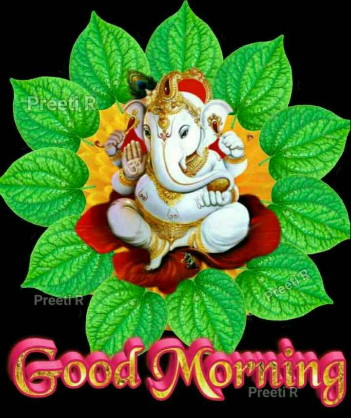 🌄  सुप्रभात - Preeti R Preeti R Preeti R Good Morning Preeti R - ShareChat