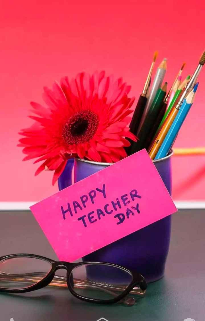 🌄सुप्रभात - HAPPY TEACHER DAY 1 . 29 52016 - 140 C3 - ShareChat