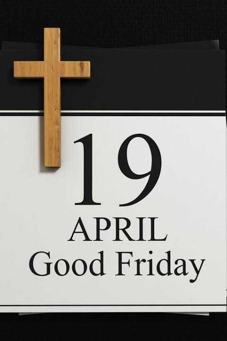 🌄  सुप्रभात - 119 APRIL Good Friday - ShareChat
