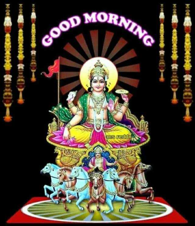 🌄सुप्रभात - RNING OD MOA GOO ms reddy - ShareChat