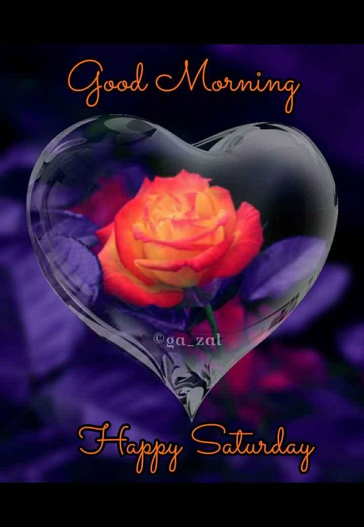 🌄सुप्रभात - Good Morning ©ga _ zal Happy Saturday Happy - ShareChat