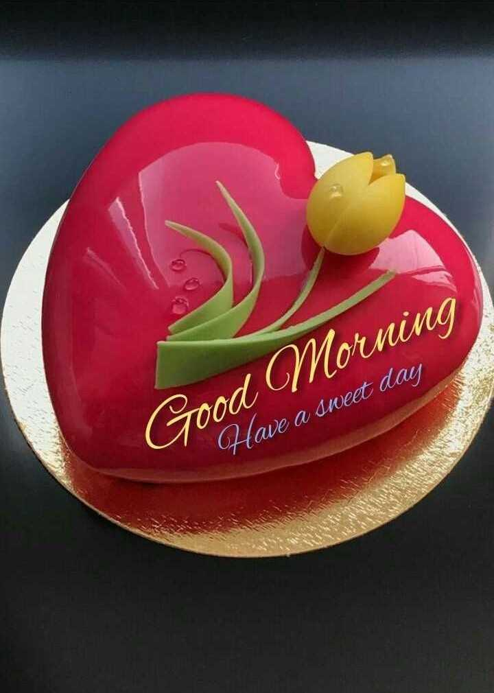 🌄सुप्रभात - Good Morning Have a sweet day - ShareChat