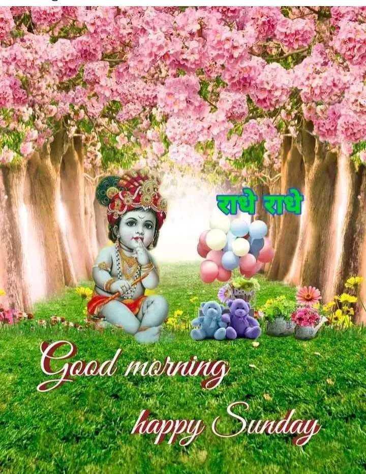 🌞 सुप्रभात 🌞 - Good morning happy Sunday - ShareChat