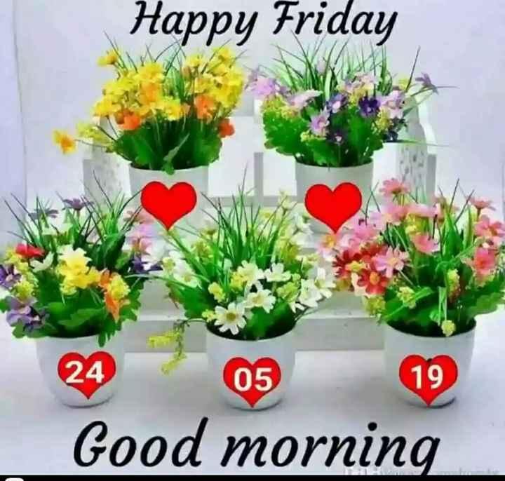 🌞सुप्रभात🌞 - Happy Friday 05 19 Good morning - ShareChat