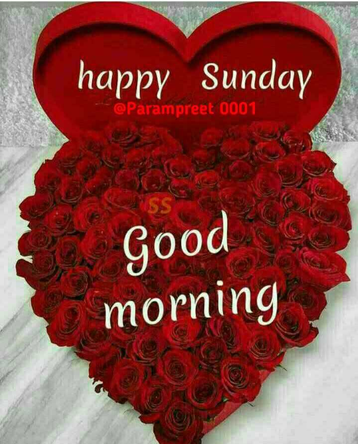 🌄  सुप्रभात - happy Sunday ©Parampreet 0001 Good morning - ShareChat