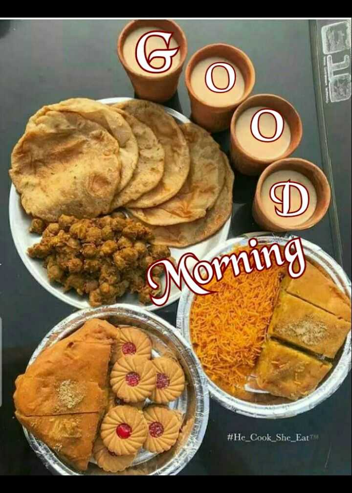 ⛱सुबह का नाश्ता - Morning # He _ Cook _ She _ EatTM - ShareChat