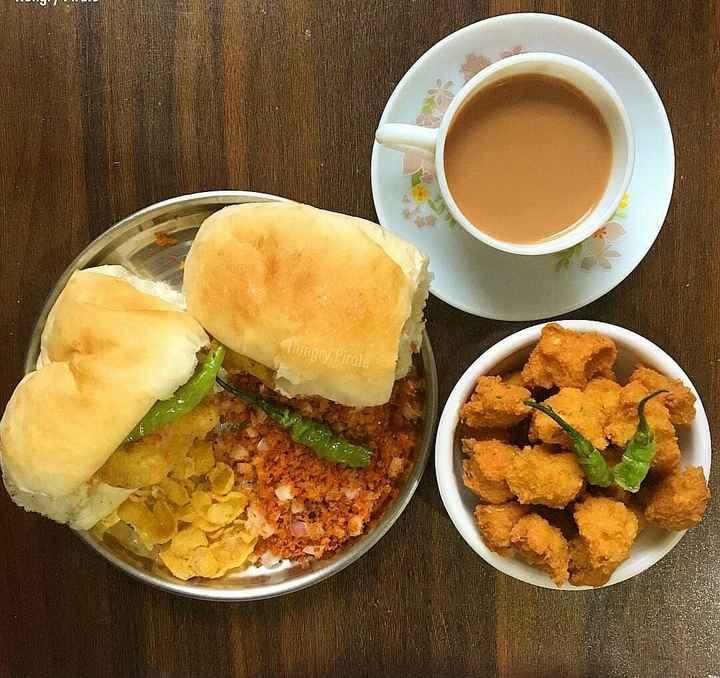 ⛱सुबह का नाश्ता - Hungry Pirate - ShareChat