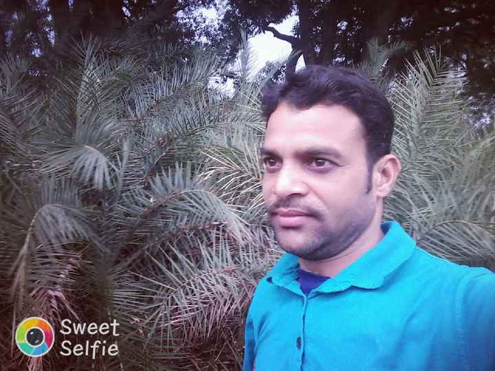 🤳सेल्फ़ी विथ ब्लू 🔵 - Sweet Selfie - ShareChat