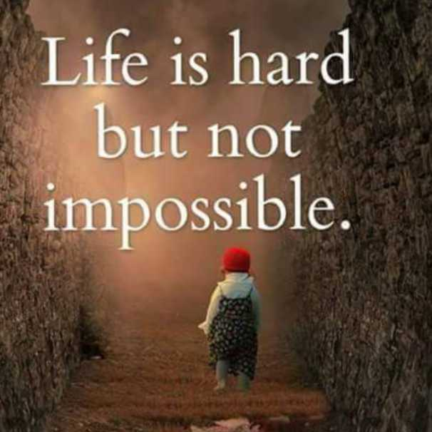 😧सोनम कपूर डर गई - Life is hard but not impossible . - ShareChat