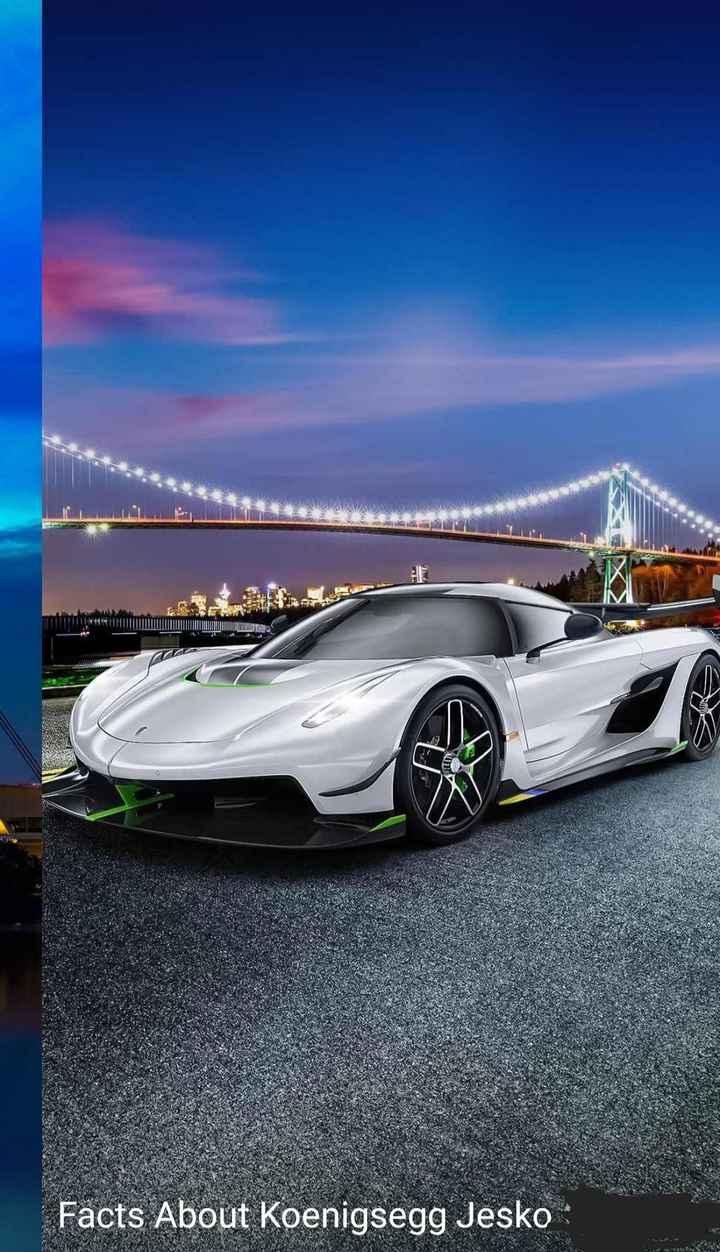 🚗 स्पोर्ट्स कार - Facts About Koenigsegg Jesko - ShareChat