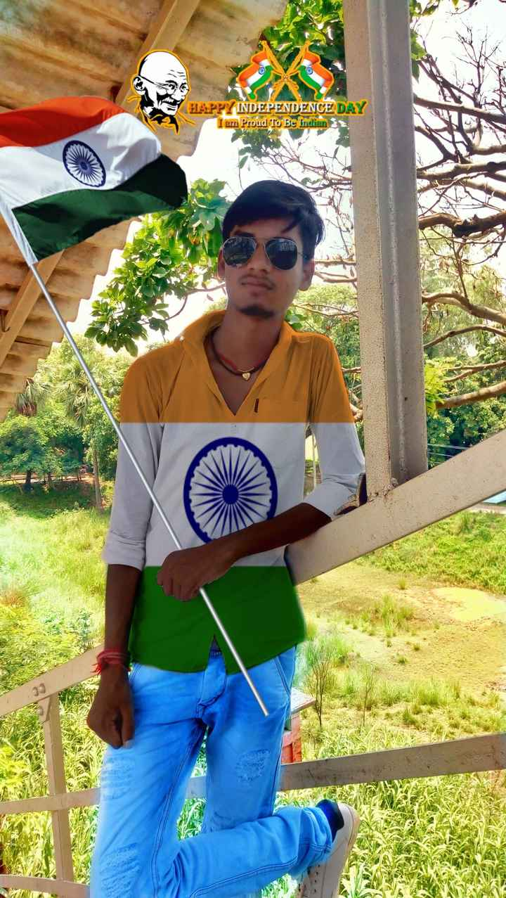 स्वतंत्रता दिवस 2019 - PPY INDEPENDENCE DAY Tamn Proud To Be Indians - ShareChat