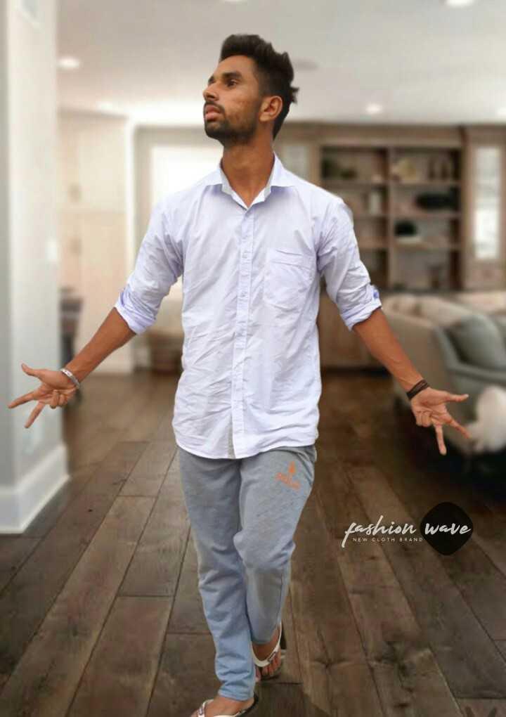 हरियाणवी व्हाट्सएप्प स्टिकर्स - fashion wave NEW CLOTH BRAND - ShareChat