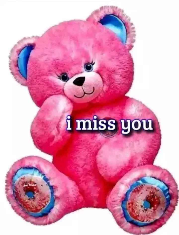 🧸हैप्पी टेडी डे - i miss you - ShareChat