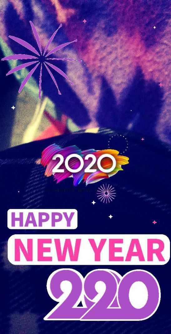 🎈 हैप्पी न्यू ईयर- 2020 - 2020 HAPPY NEW YEAR - ShareChat