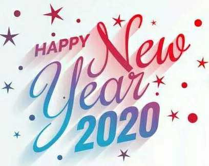 🎉 हैप्पी न्यू ईयर 2020 - * * HAPPY New * Year . 9 2020 * • - ShareChat
