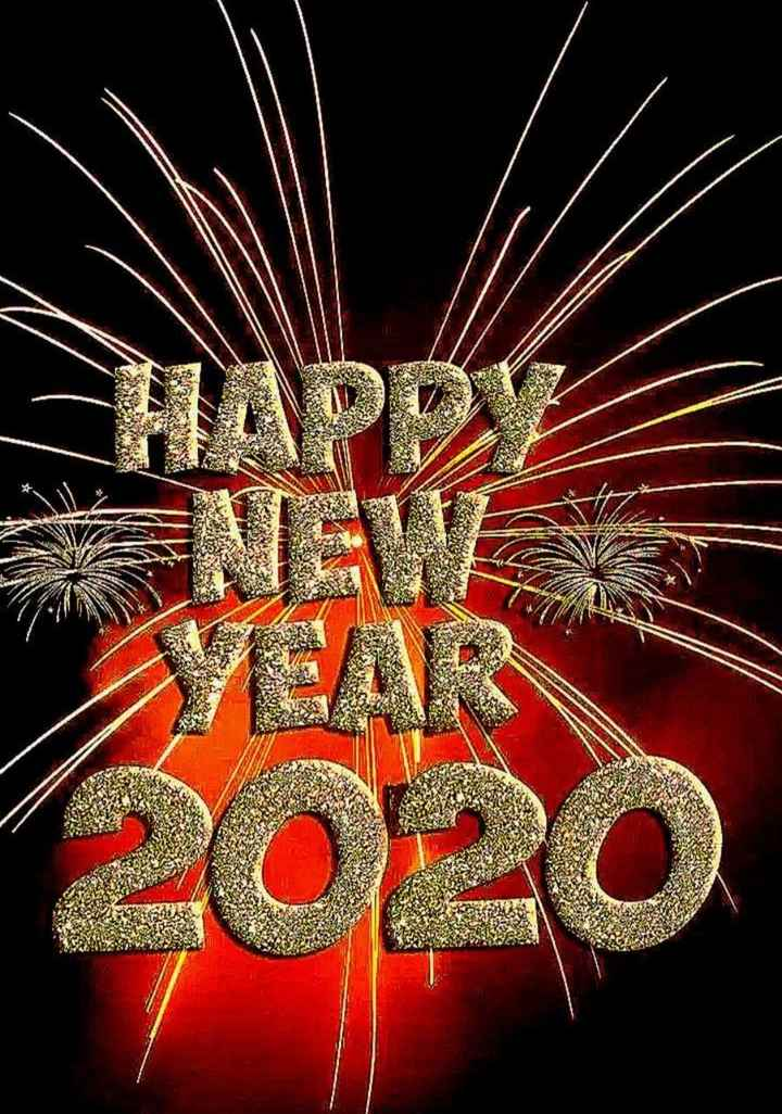 🎉 हैप्पी न्यू ईयर 2020 - _ _ HAPPY NENE YEAR 2020 - ShareChat