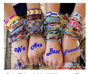 👭हैप्पी फ्रेंडशिप डे - We Are Best Friends - ShareChat