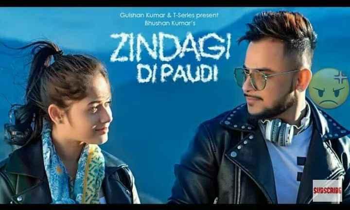 🎂 हैप्पी बर्थडे अमृता राव - Gulshan Kumar & T - Series present Bhushan Kumar ' s ZINDAGI DI PAUDI SUBSCRIBE - ShareChat