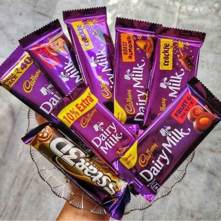 🎂हैप्पी बर्थडे अरशद वारसी - MACR 40 Cadbury Noop Dal Trackle 10 % Extra 5STARZDO Cadbury Milk , Dairy PA Cadbury ROAST ALMOND Dairy Milk Thury Crackle Cadbury Dairy Milk AL - ShareChat