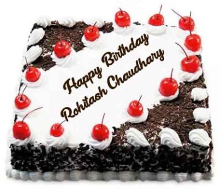 🎂हैप्पी बर्थडे टेरेंस लुईस - Happy Birthday Rohitash Chaudhary - ShareChat