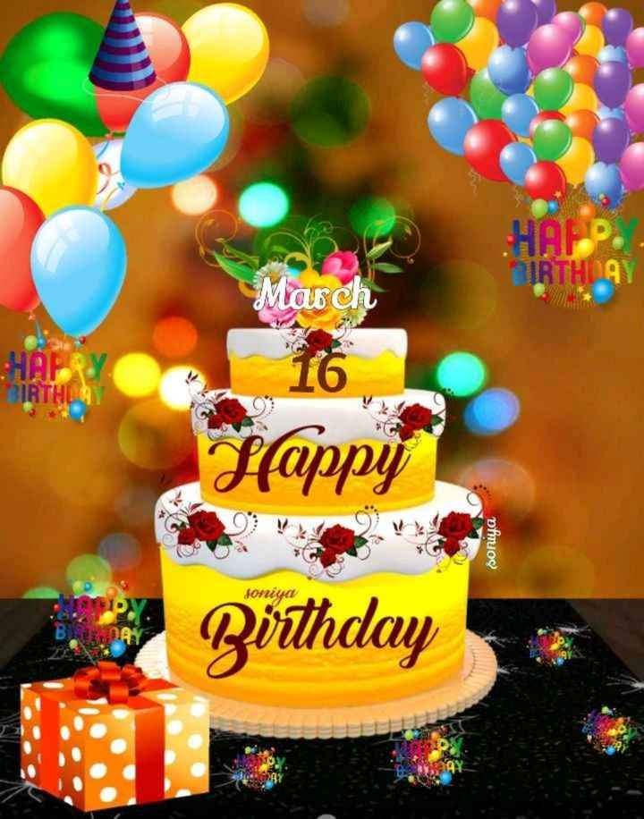 🎂हैप्पी बर्थडे बिपिन रावत - BIRTHDAY March 16 BIRTHLA Happy допща Joniya SELLPY . BRL PAY Birthday - ShareChat
