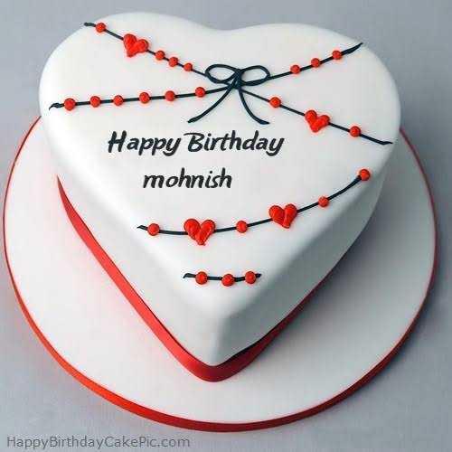 🎂 हैप्पी बर्थडे मोहनीश बहल - Happy Birthday mohnish Happy Birthday CakePic . com - ShareChat