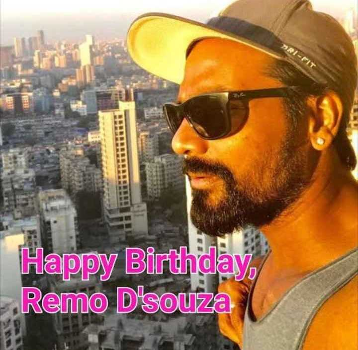 🎂हैप्पी बर्थडे रेमो डीसूजा - SIDOR Happy Birthday , Remo D ' Souza - ShareChat