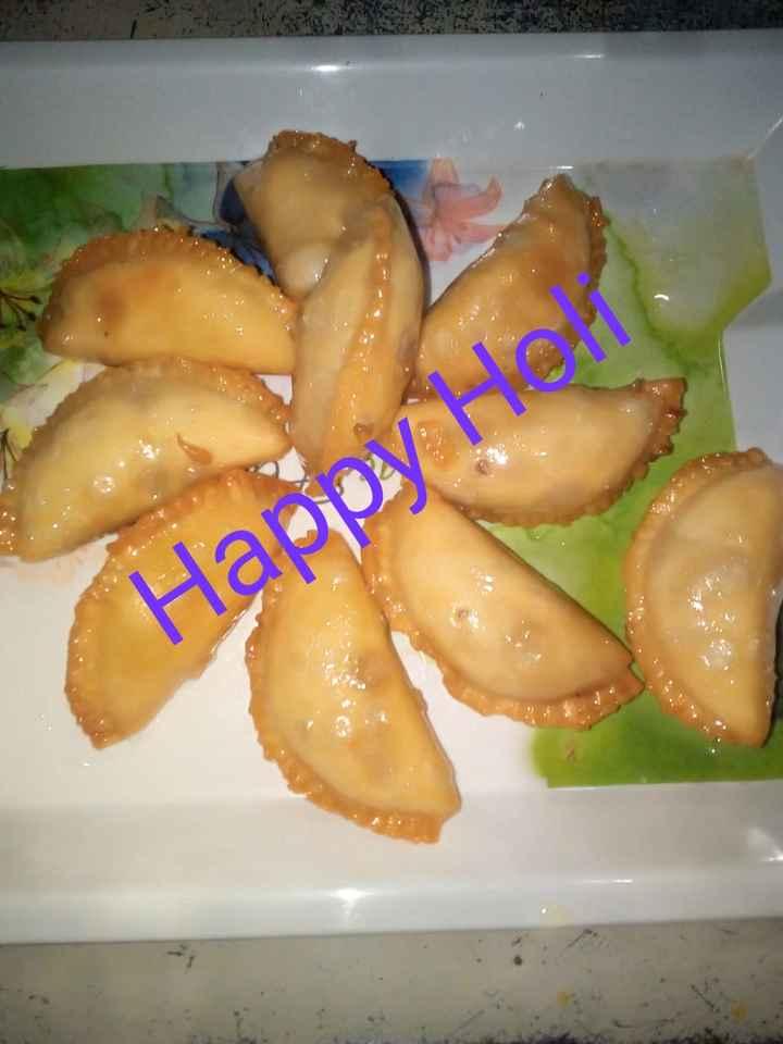 होली के व्यंजन - Happy Hea - ShareChat