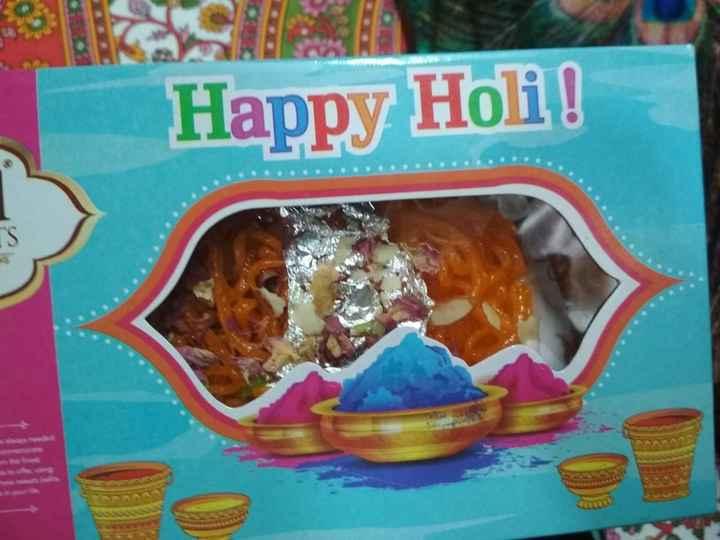 होली के व्यंजन - Happy Holi ! - ShareChat