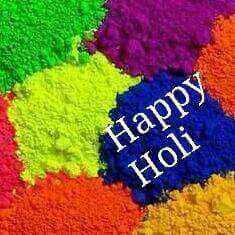 🕺 होली है - Happy Holi - ShareChat