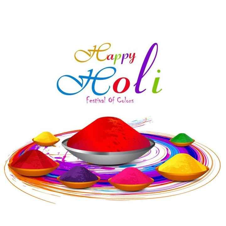 🕺 होली है - a festival of Colors - ShareChat