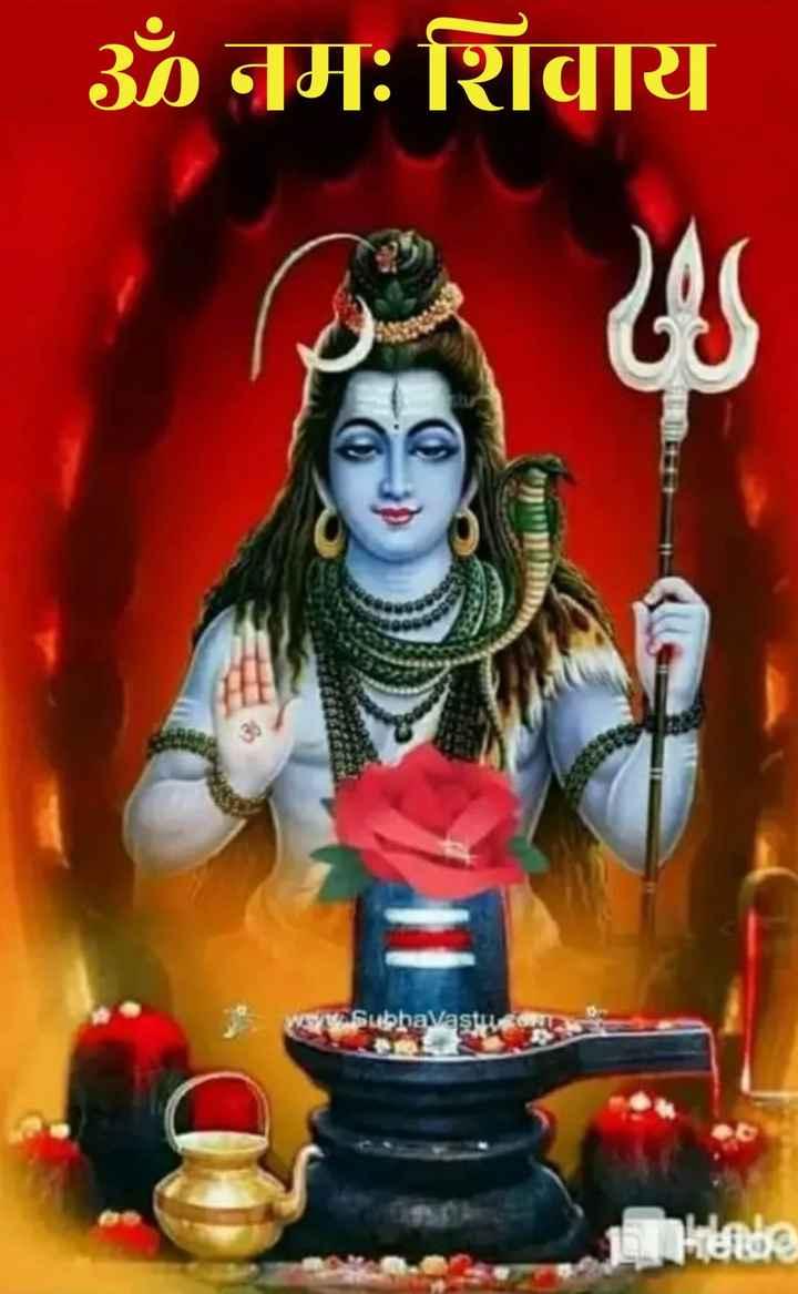 ॐ विष्णुदेवाय नमः#  - ॐ नमः शिवाय WASNASubhavasir Hendre - ShareChat