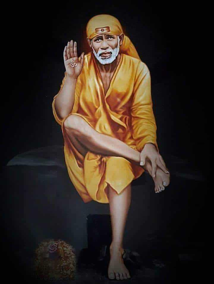 ॐ साई राम - ShareChat