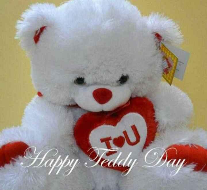 🤗फ़िल्मी रोमांटिक प्रपोजल - T U Happy Teddy Day - ShareChat