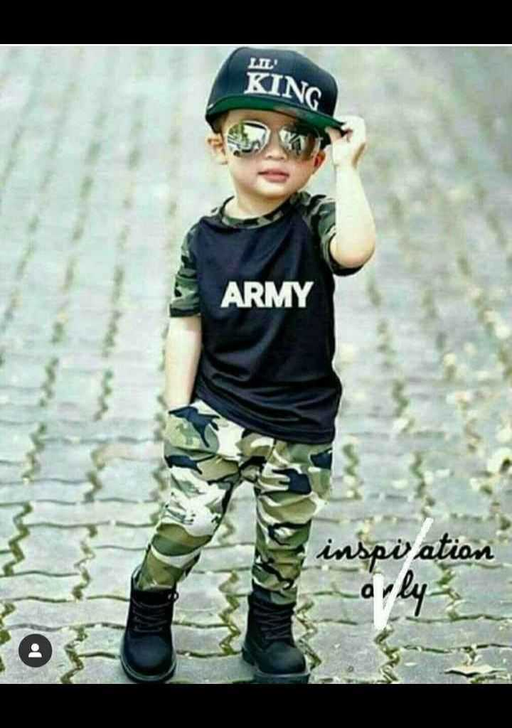 फ़ौजी स्टेटस - KING ARMY inspi ation - ShareChat