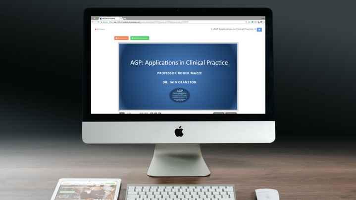 🐘 অসম গণ পৰিষদ - 1 . AGP Applications in Clinical Practice AGP : Applications in Clinical Practice PROFESSOR ROGER MAZZE DR . IAIN CRANSTON - ShareChat