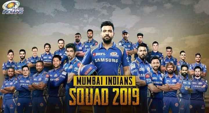 আইপিএল খেলোয়াড় - 2 INDIANS MUMBAI DHELO SAMSUNG SAMSUERE سید WINESS MUMBAI INDIANS SAMSUN SAMSUNE FINE S AMSUN SQUAD 2019 - ShareChat