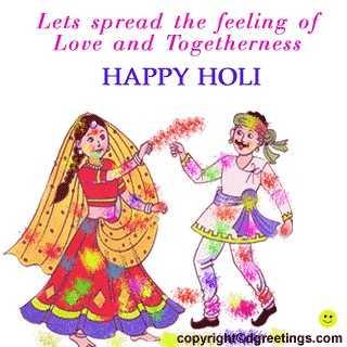 আটাইতকৈ সক্রিয় ব্যৱহাৰকাৰী - Lets spread the feeling of Love and Togetherness HAPPY HOLI copyright @ dgreetings . com - ShareChat