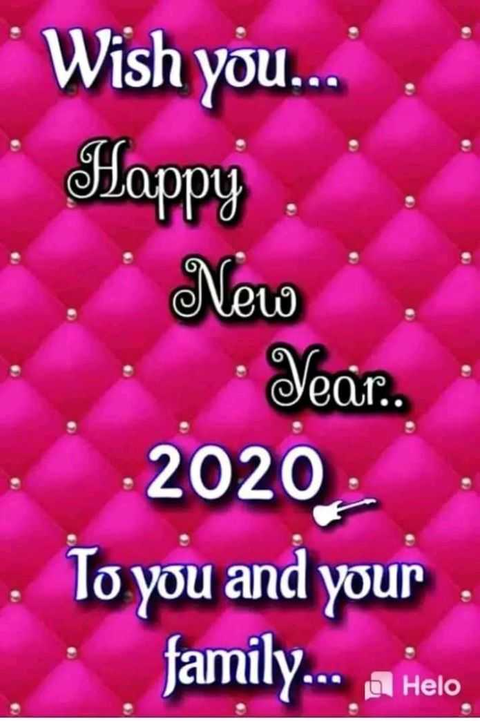 🙏 আদৰণি ২০২০ - Wish you . . . Happy . . . New : Year . . 2020 , To you and your family . . . Hello - ShareChat