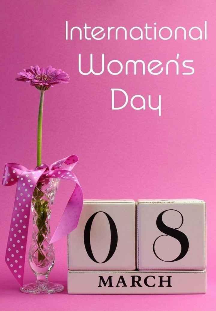 আন্তর্জাতিক নারী দিবস - International Women ' s Day OS MARCH - ShareChat