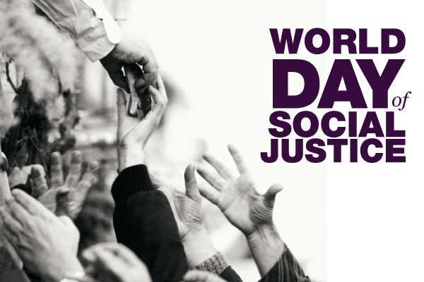 আন্তর্জাতিক ন্যায় বিচার দিবস  👍 - WORLD DAY of SOCIAL JUSTICE - ShareChat