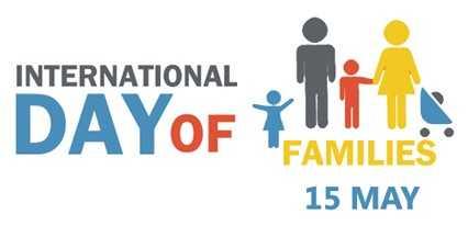 আন্তর্জাতিক পরিবার দিবস - INTERNATIONAL DAYOF YOTTE FAMILIES 15 MAY - ShareChat