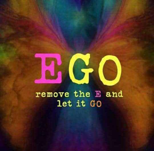 আমার চিন্তাভাবনা - EGO remove the E and let it Go - ShareChat