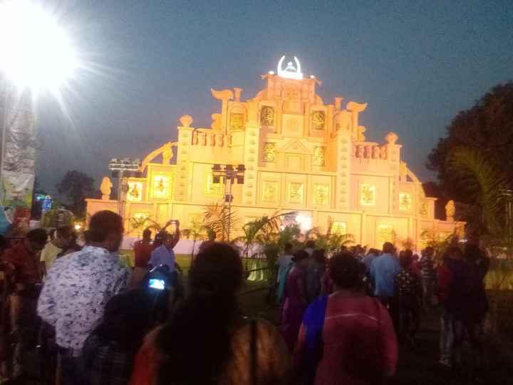 আমার পুজো পরিক্রমা ভিডিও - ShareChat