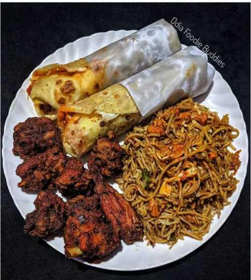 🍔 আমার প্রিয় খাবার 🍕 - Odia Foodie Buddies - ShareChat