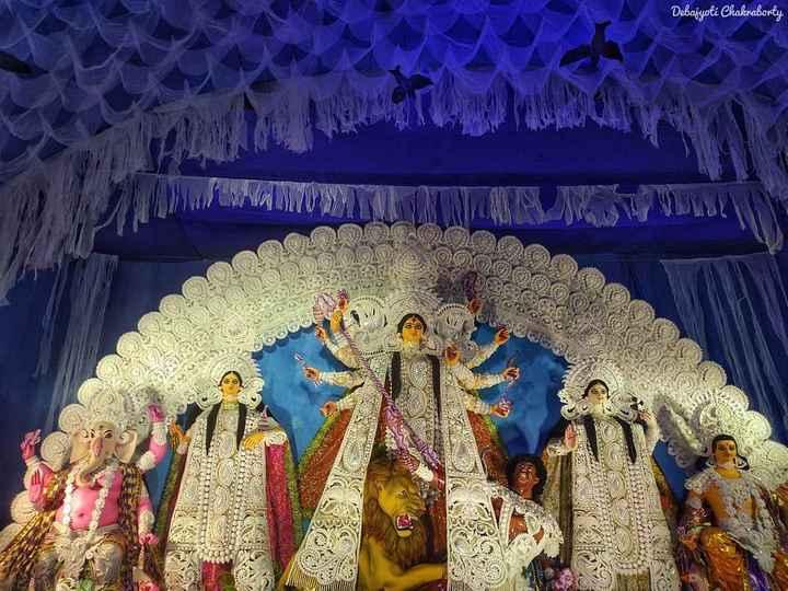 কলকাতা দুর্গা পূজা 2019 - Debajyoti Chakraborty - ShareChat