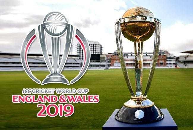 🏏 ক্রিকেট - ICC CRICKET WORLD CUP ENGLAND & WALES 2019 - ShareChat